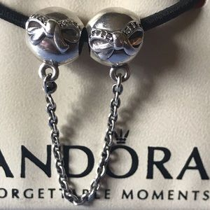 Pandora bow safety chain